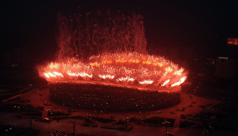 2008 年北京奥运会 Beijing Olympic Games
